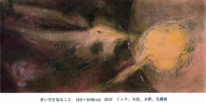 樋口 愛 - 青い空を知ること - 2010